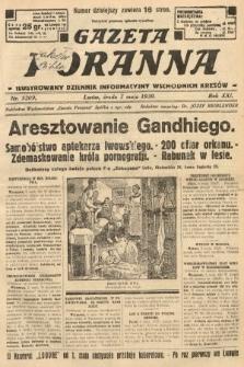 Gazeta Poranna : ilustrowany dziennik informacyjny wschodnich kresów. 1930, nr9209