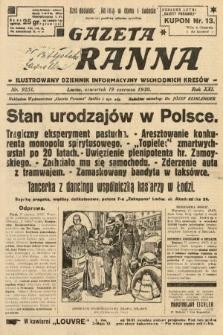 Gazeta Poranna : ilustrowany dziennik informacyjny wschodnich kresów. 1930, nr9251