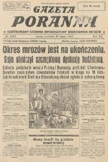 Gazeta Poranna : ilustrowany dziennik informacyjny wschodnich kresów. 1929, nr8768