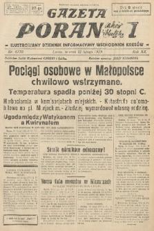 Gazeta Poranna : ilustrowany dziennik informacyjny wschodnich kresów. 1929, nr8770
