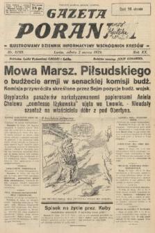 Gazeta Poranna : ilustrowany dziennik informacyjny wschodnich kresów. 1929, nr8788