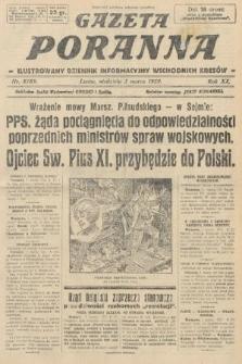 Gazeta Poranna : ilustrowany dziennik informacyjny wschodnich kresów. 1929, nr8789