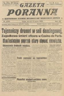 Gazeta Poranna : ilustrowany dziennik informacyjny wschodnich kresów. 1929, nr8798