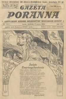Gazeta Poranna : ilustrowany dziennik informacyjny wschodnich kresów. 1929, nr8817