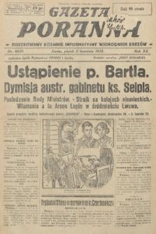 Gazeta Poranna : ilustrowany dziennik informacyjny wschodnich kresów. 1929, nr8820