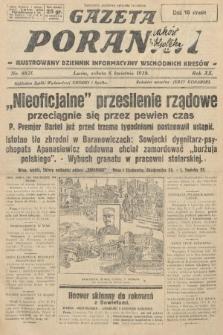 Gazeta Poranna : ilustrowany dziennik informacyjny wschodnich kresów. 1929, nr8821