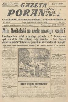 Gazeta Poranna : ilustrowany dziennik informacyjny wschodnich kresów. 1929, nr8826