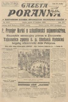 Gazeta Poranna : ilustrowany dziennik informacyjny wschodnich kresów. 1929, nr8827