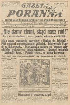 Gazeta Poranna : ilustrowany dziennik informacyjny wschodnich kresów. 1929, nr8840
