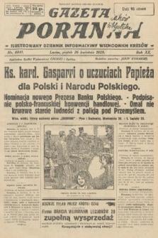 Gazeta Poranna : ilustrowany dziennik informacyjny wschodnich kresów. 1929, nr8841