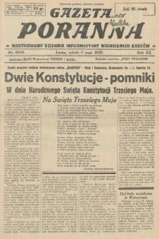 Gazeta Poranna : ilustrowany dziennik informacyjny wschodnich kresów. 1929, nr8848