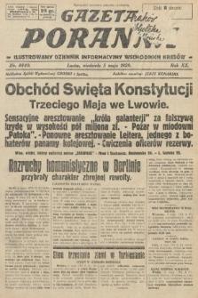 Gazeta Poranna : ilustrowany dziennik informacyjny wschodnich kresów. 1929, nr8849