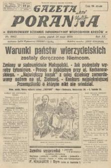 Gazeta Poranna : ilustrowany dziennik informacyjny wschodnich kresów. 1929, nr8867