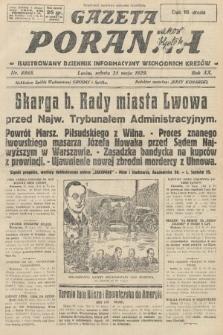 Gazeta Poranna : ilustrowany dziennik informacyjny wschodnich kresów. 1929, nr8868
