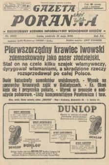 Gazeta Poranna : ilustrowany dziennik informacyjny wschodnich kresów. 1929, nr8869
