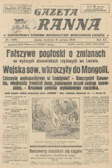 Gazeta Poranna : ilustrowany dziennik informacyjny wschodnich kresów. 1929, nr8890