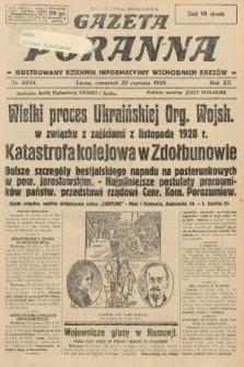 Gazeta Poranna : ilustrowany dziennik informacyjny wschodnich kresów. 1929, nr8894