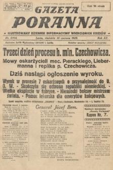 Gazeta Poranna : ilustrowany dziennik informacyjny wschodnich kresów. 1929, nr8904