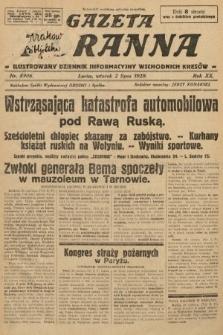 Gazeta Poranna : ilustrowany dziennik informacyjny wschodnich kresów. 1929, nr8906