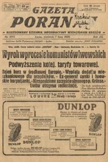 Gazeta Poranna : ilustrowany dziennik informacyjny wschodnich kresów. 1929, nr8911
