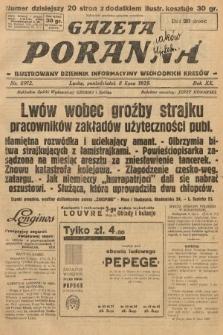 Gazeta Poranna : ilustrowany dziennik informacyjny wschodnich kresów. 1929, nr8912