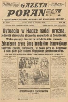 Gazeta Poranna : ilustrowany dziennik informacyjny wschodnich kresów. 1929, nr8949