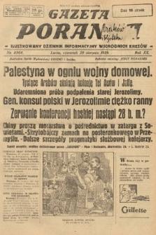 Gazeta Poranna : ilustrowany dziennik informacyjny wschodnich kresów. 1929, nr8964