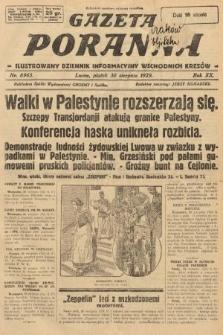 Gazeta Poranna : ilustrowany dziennik informacyjny wschodnich kresów. 1929, nr8965
