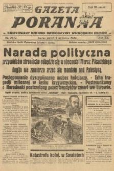 Gazeta Poranna : ilustrowany dziennik informacyjny wschodnich kresów. 1929, nr8972