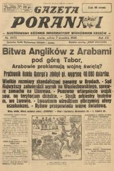Gazeta Poranna : ilustrowany dziennik informacyjny wschodnich kresów. 1929, nr8973