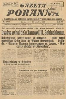 Gazeta Poranna : ilustrowany dziennik informacyjny wschodnich kresów. 1929, nr8990