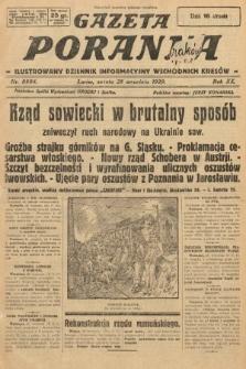 Gazeta Poranna : ilustrowany dziennik informacyjny wschodnich kresów. 1929, nr8994