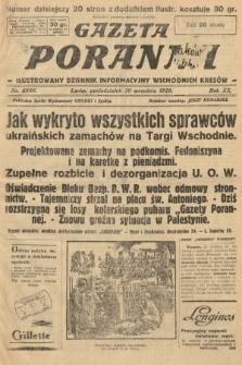Gazeta Poranna : ilustrowany dziennik informacyjny wschodnich kresów. 1929, nr8996