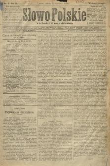 Słowo Polskie (wydanie poranne). 1904, nr2