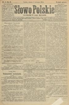 Słowo Polskie (wydanie poranne). 1904, nr6