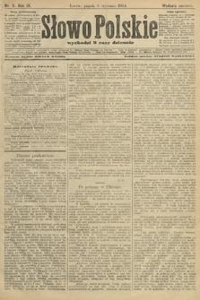 Słowo Polskie (wydanie poranne). 1904, nr11