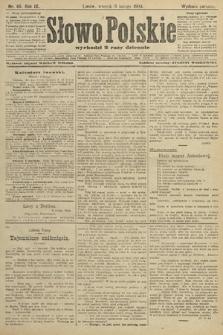 Słowo Polskie (wydanie poranne). 1904, nr65