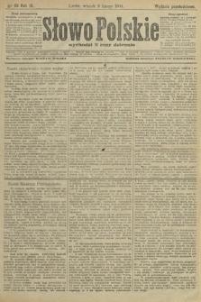 Słowo Polskie (wydanie popołudniowe). 1904, nr66