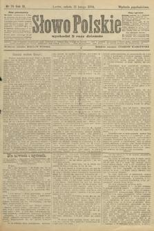 Słowo Polskie (wydanie popołudniowe). 1904, nr74
