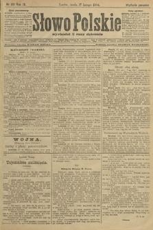 Słowo Polskie (wydanie poranne). 1904, nr80