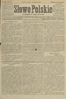 Słowo Polskie (wydanie popołudniowe). 1904, nr92