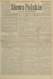 Słowo Polskie (wydanie popołudniowe). 1904, nr102