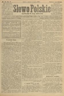 Słowo Polskie (wydanie popołudniowe). 1904, nr112