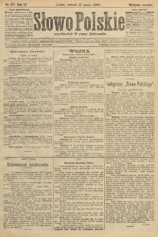 Słowo Polskie (wydanie poranne). 1904, nr127