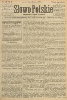 Słowo Polskie (wydanie popołudniowe). 1904, nr128