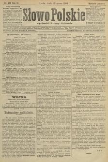 Słowo Polskie (wydanie poranne). 1904, nr129