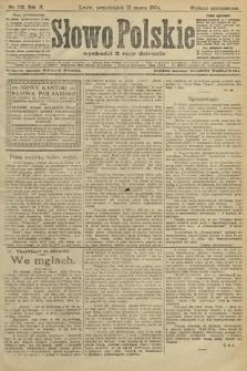 Słowo Polskie (wydanie popołudniowe). 1904, nr138