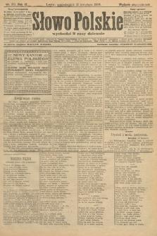 Słowo Polskie (wydanie popołudniowe). 1904, nr171