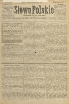 Słowo Polskie (wydanie popołudniowe). 1904, nr181