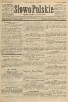 Słowo Polskie (wydanie poranne). 1904, nr214